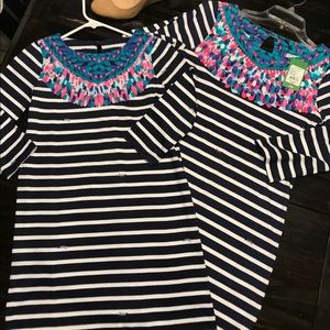 Lilly Pulitzer mom & Daughter Matching dress